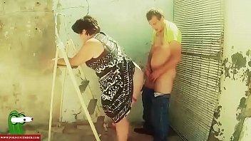 stop clenaing and suck my dick revenge sex cam DIE037 porno izle