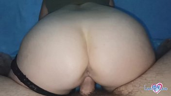 Tight Pussy Cowgirl makes him Cum so fast then Ride until cum Creampie again!
