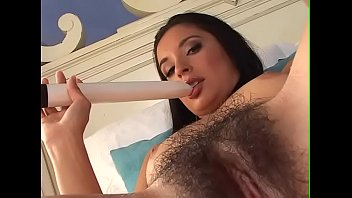 Fully haired pussy - hair - unshaved