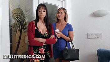 Moms Lick Teens - (Lexi Luna, Addison Lee) - Past Her Curfew - Reality Kings