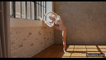 Ballerina naked Emma jomell super hot naked gymnastics