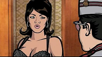 Archer naked ladies - Archer-sex-video