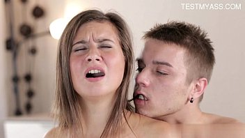 Hot student cum inside mouth