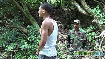 U s military gay history Cock-loving military lad blows a boy