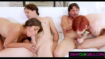 The Horny Stepdaughter Switch