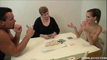 Card game handjob thumbnail