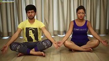 desi yoga teacher sex with youngman thumbnail