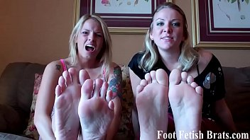 Jerk it to our sexy little feet