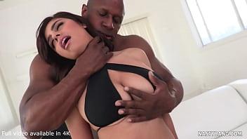 Ella Knox Interracial Porn
