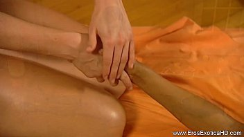 Lesbian Massage Techniques From India Preview