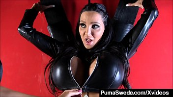 Puma Swede StrapOn Fucks Amy Anderssen! Who's Your Mommy?! porno izle