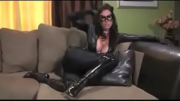 Catwoman in heat