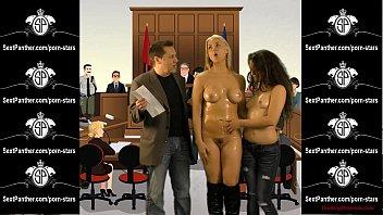 Sarah hoffmann naked - Gk maneaters show episode 68, clip 2 - sarah vandella