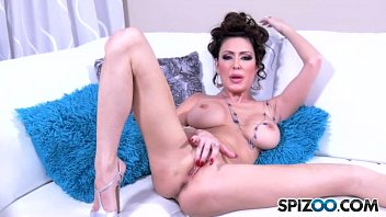 Streap tease amateur Jessica jaymes plays white