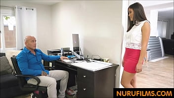 Uncle fucks Niece during massage