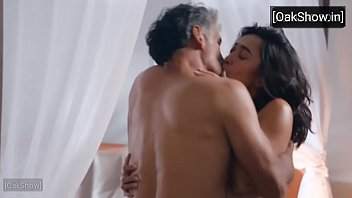 Sayani Gupta and Milind Soman Hot Sex Scene in Four More Shots Please