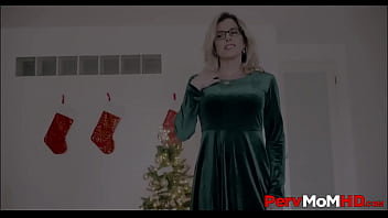Big Tits Blonde MILF Step Mom Cory Chase Family Sex With Step Son As Christmas Gift