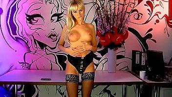 Louisa Pickett Slutty Studio66 Strips Down 2013-10-03 LQ