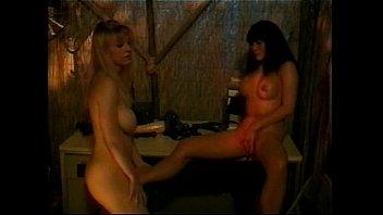 Adult in juvenile prison Military lesbo prisoner