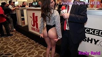 Andrea Diprè for HER - Riely Reid porno izle