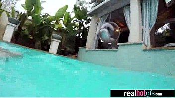 (lyra louval) GF حقيقي ساخن أمام الكاميرا في Amazing Sex Action mov-22