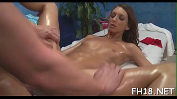 Slim jim riding together with blowjob by magnificent barely legal Katie Jordan