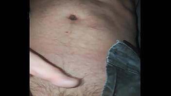 Big dick masturbating.... comeshot on camera