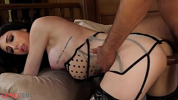 DevilsTGirls Smokin' Hot Trans Woman Gets Fucked Hard By The Cheating Neighbor