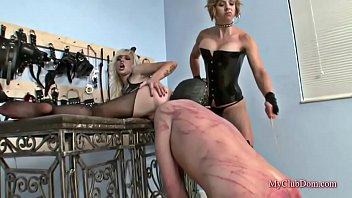Cfnm spank briefs - Hot femdom fetish action