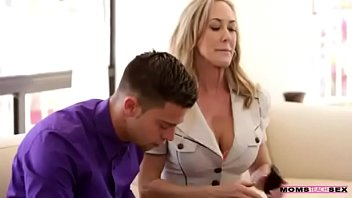 Rubbing moms pussy Moms teach sex - mom licks jizz from stepdaughters