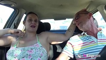 My old cuckold husband looks for a young hard cock to drill me