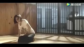 Female Prisoner Almost Piss Herself