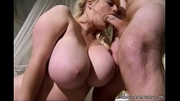Amateur beauty boob busty - Big beautiful blonde blowjob