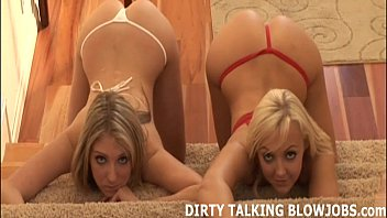 We are going to make your double blowjob fantasy come true