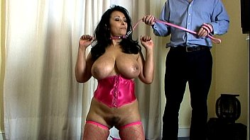 Danica Collins/Donna Ambrose trained as a petgirl