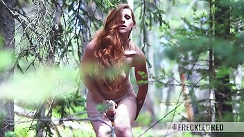 Naked piss in woods Sex in the woods