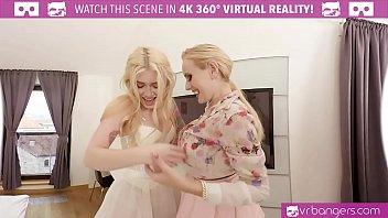 VRBangers.com HOT BRIDESMAID FUCK BEFORE WEDDING