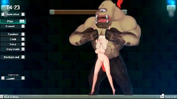 Aventura porno juego Dungeon maid