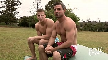 Daniel Nixon Bareback - Gay Movie - Sean Cody