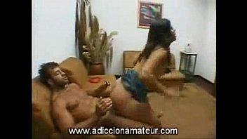 brasileña de 19 años en casting anal - AdiccionAmateur.com