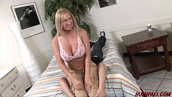 Hot young ten porn - Hot milf gives attitude and gets cock