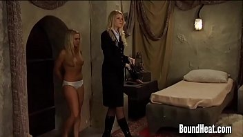 Mistress Of Souls II: Slave Gently Undresses Her Madam