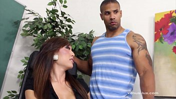 Interracial tgirl se - Venus lux gets pounded by her student
