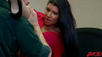 Office Slut Romi Rain