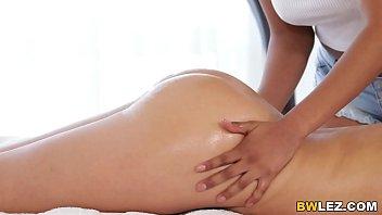 Massage Turns Lesbian Sex - Karlee Grey, Nia Nacci