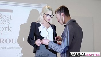 Roccos obsessed with teen super sluts - Babes - office obsession - your attention, please starring karol lilien and charlie dean clip