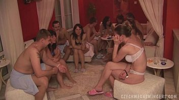 Vidz of mega adult parties Young czech amateurs at mega swingers