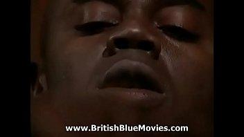 Sarah Jane Hamilton - British Retro Interracial