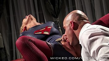 Naked supergirl photos - Wicked - lex fucks supergirl