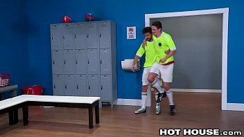 HotHouse Uncut Big Dick Jock Boy Rough Fucking After Practice